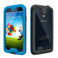 Lifeproof Fre Samsung Galaxy S4 Case - Cyan