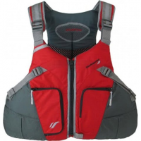 Stohlquist Coaster Pfd Vest - Red