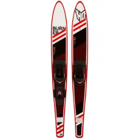 Ho Sports Burner Waterski And Binding Combo