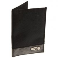 Lewis N . Clark Rfid Passport Case - Black