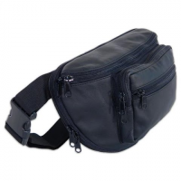 Sportsman Edge Small Leather Fanny Pack