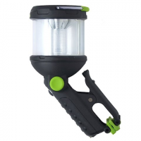 Black Fire Clamplight Lantern