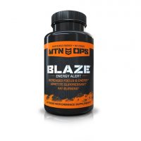 Mtn Ops Blaze Focus And Energy Supplement