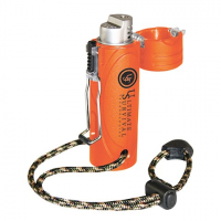 Ultimate Survival Trekker Stormproof Lighter - Orange