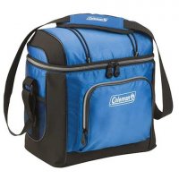 Coleman 16 Can Soft Cooler - Blue