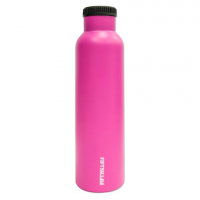 Lifeline Double - Wall Vacuum Insulated 24oz Bottle - Pink