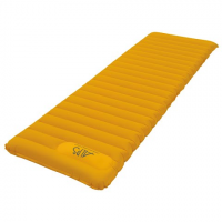 Image of Alps Mountaineering Featherlite Air Sleeping Pad ( Regular ) - Amber