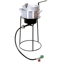 King Kooker Multi - Purpose Portable Propane Outdoor Cooker With Stand