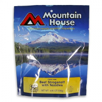 Mountain House Beef Stroganoff With Noodles ( Serves 2 )