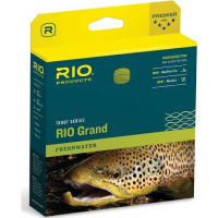 Rio Grand Trout Floating Fly Line ( Wf4f )