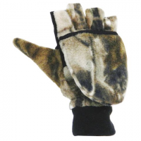 Hot Shot Youth Bulls Eye Fleece Glomitt - Realtree Ap