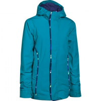 Under Armour Mountain Girl's Youth Ua Coldgear Infrared Britton Jacket - Pacific Blue