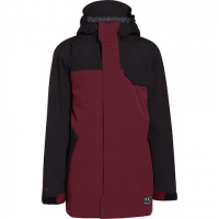 Under Armour Mountain Boy's Youth Ua Coldgear Infrared Hacker Jacket - Deep Red