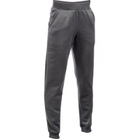 Under Armour Youth Boy's Ua Storm Armour Fleece Jogger Pant - Carbon Heather