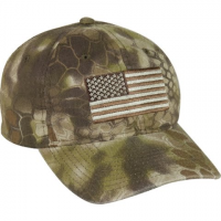 Outdoor Cap Men's Kryptek Flag Cap - Highlander