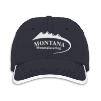 M T Mountaineering Ball Cap - Navy