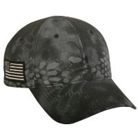 Outdoor Cap Men's Kryptek Side Flag Cap - Typhon