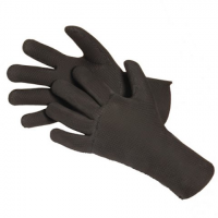 Glacier Glove Ice Bay Full Finger Glove - Black
