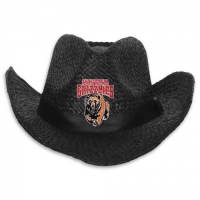 Littlearth Mens U Of M Grizzlies Black Cowboy Hat - U Of M Grizzlies