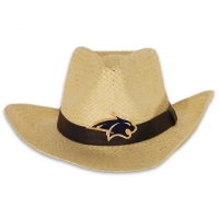 Littlearth Mens Msu Bobcat Natural Cowboy Hat - Msu Bobcats