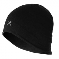 Terramar Adult Thermawool Reversible Beanie - Black