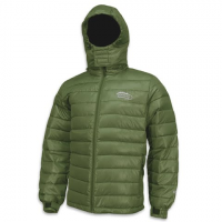 M T Mountaineering Mens Down Jacket - Forest