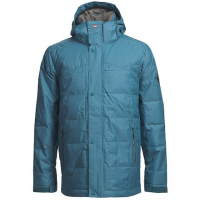 Quiksilver Snow Men's Caiman Down Jacket - Blue