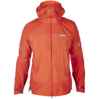 Berghaus Men's Baffin Island Hydroshell Jacket - Koi Orange