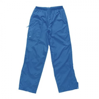 Image of White Sierra Mens Trabagon Rain Gear Pant - Black