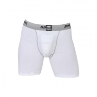 Bike Performance Elite Adult Boxer With Cup Pouch - White