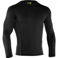 Under Armour Mountain Men's Base 3 . 0 Crew Neck - Black