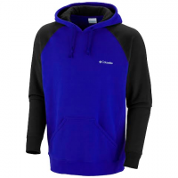 Columbia Mens Hart Mountain Hoodie , Large Sizes - Aviation