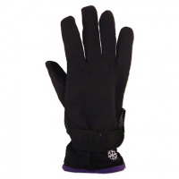 Grand Sierra Women's Microfiber Commuter Glove - Black