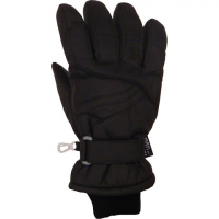 Grand Sierra Women's Taslon Ski Glove - Black