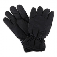 Grand Sierra Women's Microfiber Ski Glove - Black