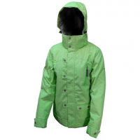 Precision Mountain Womens Laurel Jacket - Cucumber