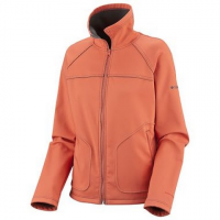 Image of Columbia Women's Winter Tide Softshell - Corange