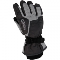 Hot Fingers Men's Ripper Gt Glove - Dkgry / Ltgry