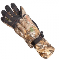 Manzella Mens Grizzly All Purpose Hunting Glove - Realtree Xtra