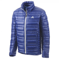 Adidas Outdoor Mens Ht Light Down Jacket - Hero Ink