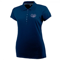 Antigua Women's Msu Bobcats Spark S / S Polo - Navy