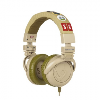 Skullcandy G . I . Headphones ( Discontinued ) - Scout Camo