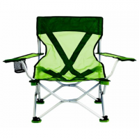 Travel Chair French Cut Chair - Lime