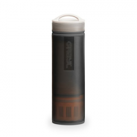 Grayl Ultraling Water Purifier + Filter Bottle - Black