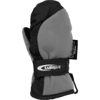 Hot Fingers Toddler Snow Mitten - Dark Grey