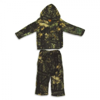 Trail Crest Infant Everyday Easy Fleece Combo - Highland Timber