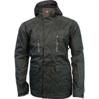 Quiksilver Snow Men's Pirana Insulated Jacket - Army