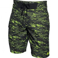 Under Armour Men's Reblek Boardshort - Fuel Green