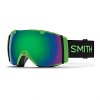 Smith I / O Snow Goggle - Reactor / Green Sol - X Mirror