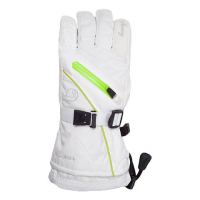 Swany Women's X - Therm Glove - White / Lime